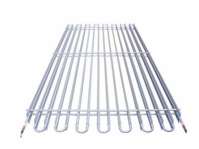 吊顶双翅片铝排管