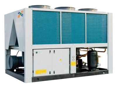 乌鲁木齐风冷螺杆热泵机组