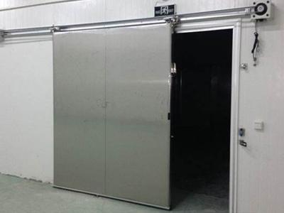 电动不锈钢冷库门