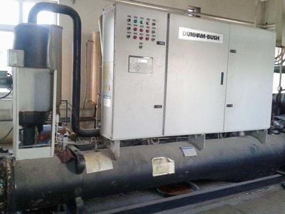 工业制冷设备维修